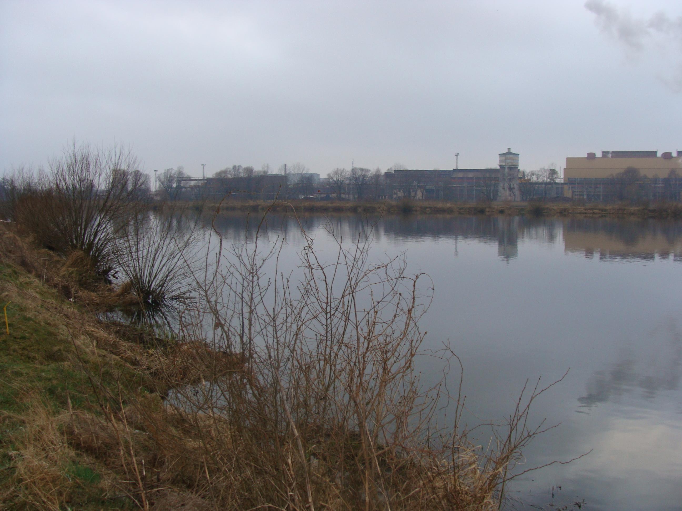 zimny zbiornik huta Częstochowa