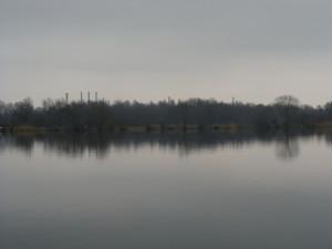 zimny zbiornik huta Cząstochowa
