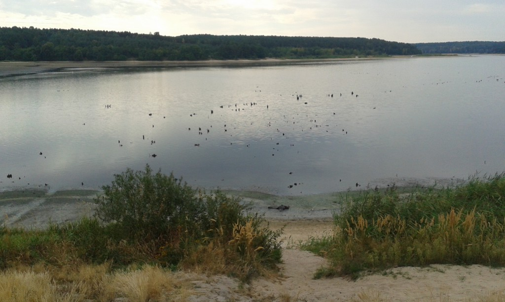 zbiornik zaporowy Chańcza