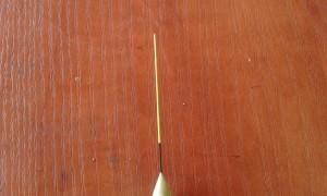 antenka spławika
